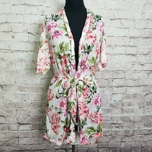 Show Me Your Mumu OS Brie Robe Garden of Blooms